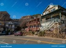 Jerome Arizona Historic Ghost Town. Editorial