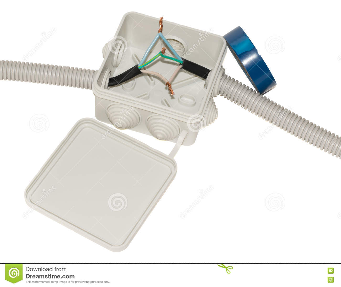 hight resolution of junction box for electrical wiring with wires