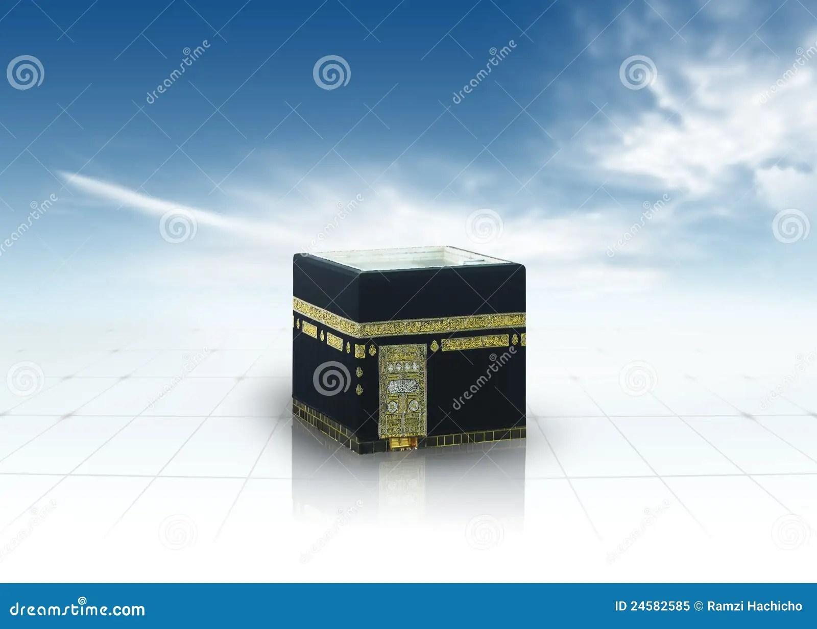 Kaaba Wallpaper Hd Kaaba Mecca Saudi Arabia Stock Image Image Of Middle