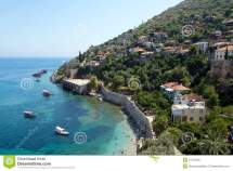 Keykubat Beach Of Alanya - Turkey Stock