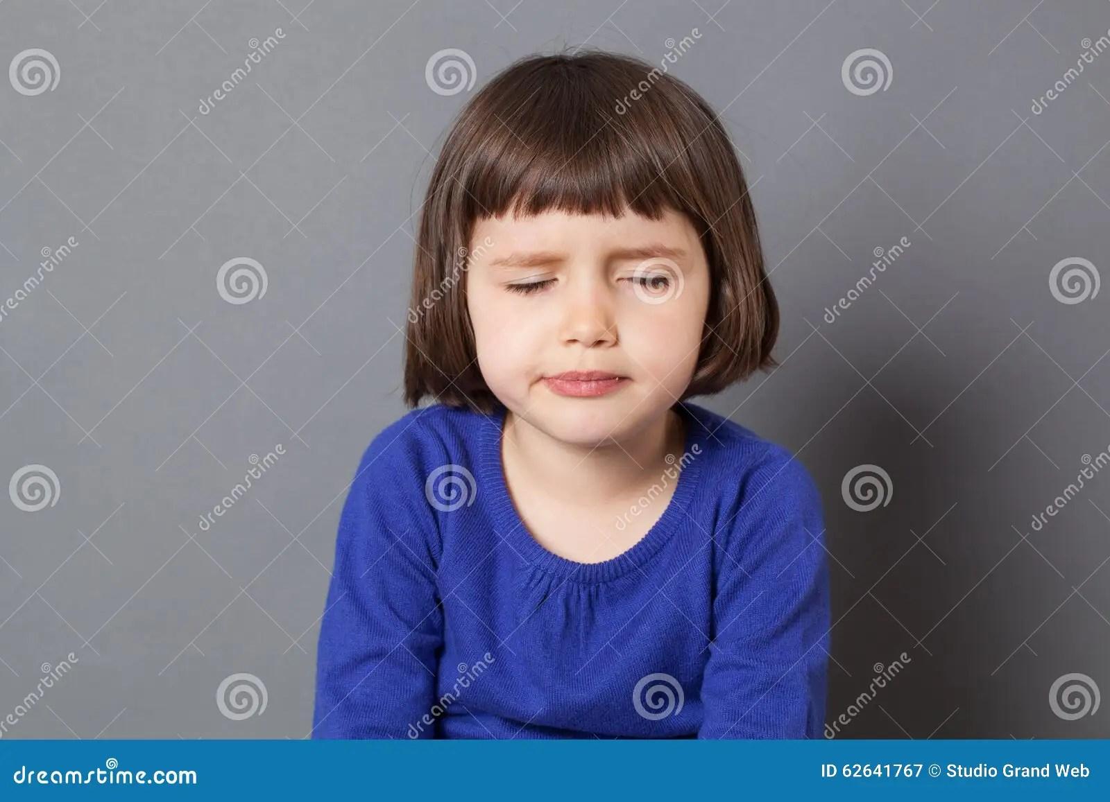 kid attitude concept for