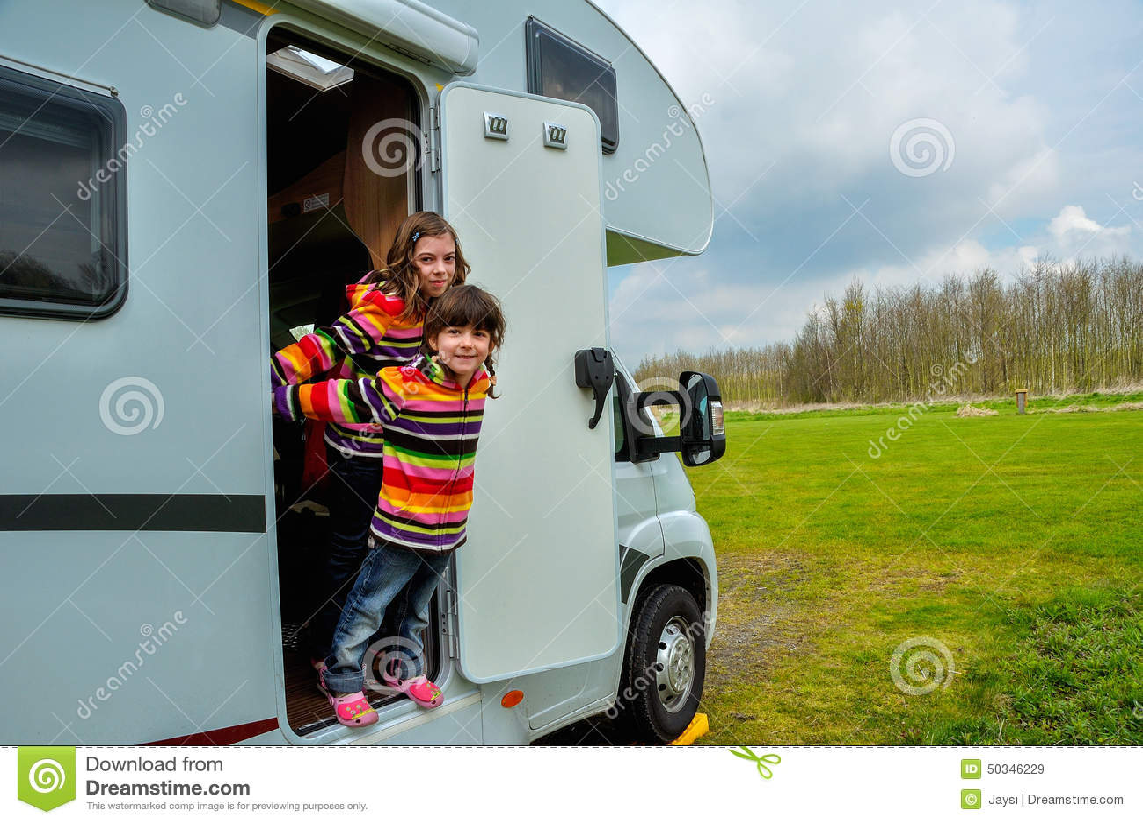 Park Find Finland Caravan