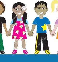 kids holding hands 4 [ 1300 x 608 Pixel ]