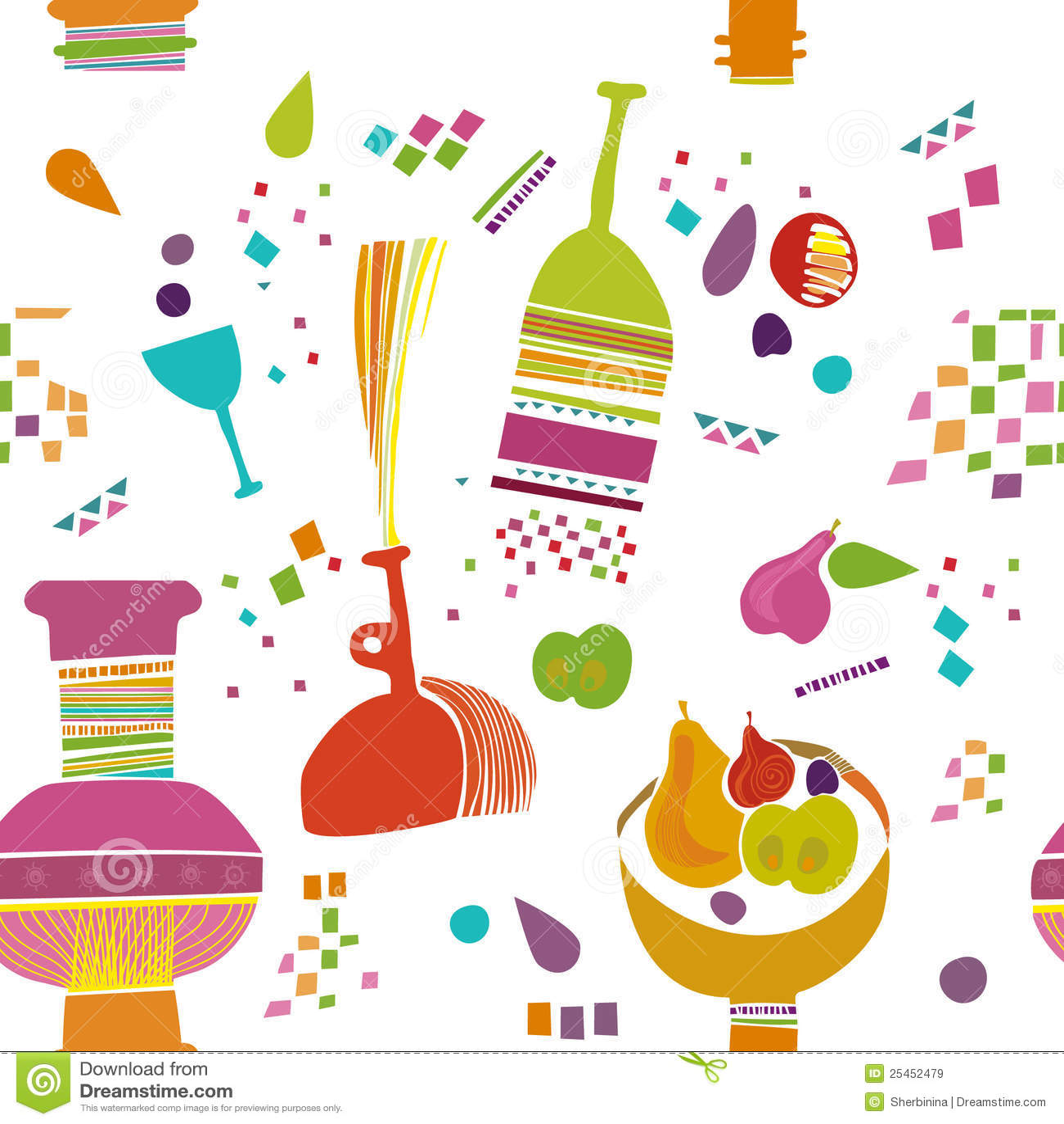 kitchen wallpaper patterns ikea chair kids pattern stock illustration image