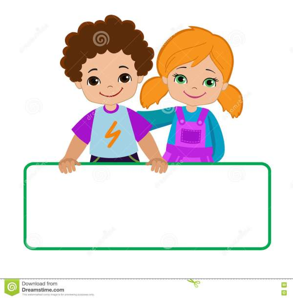 Board Meeting Clip Art with Children