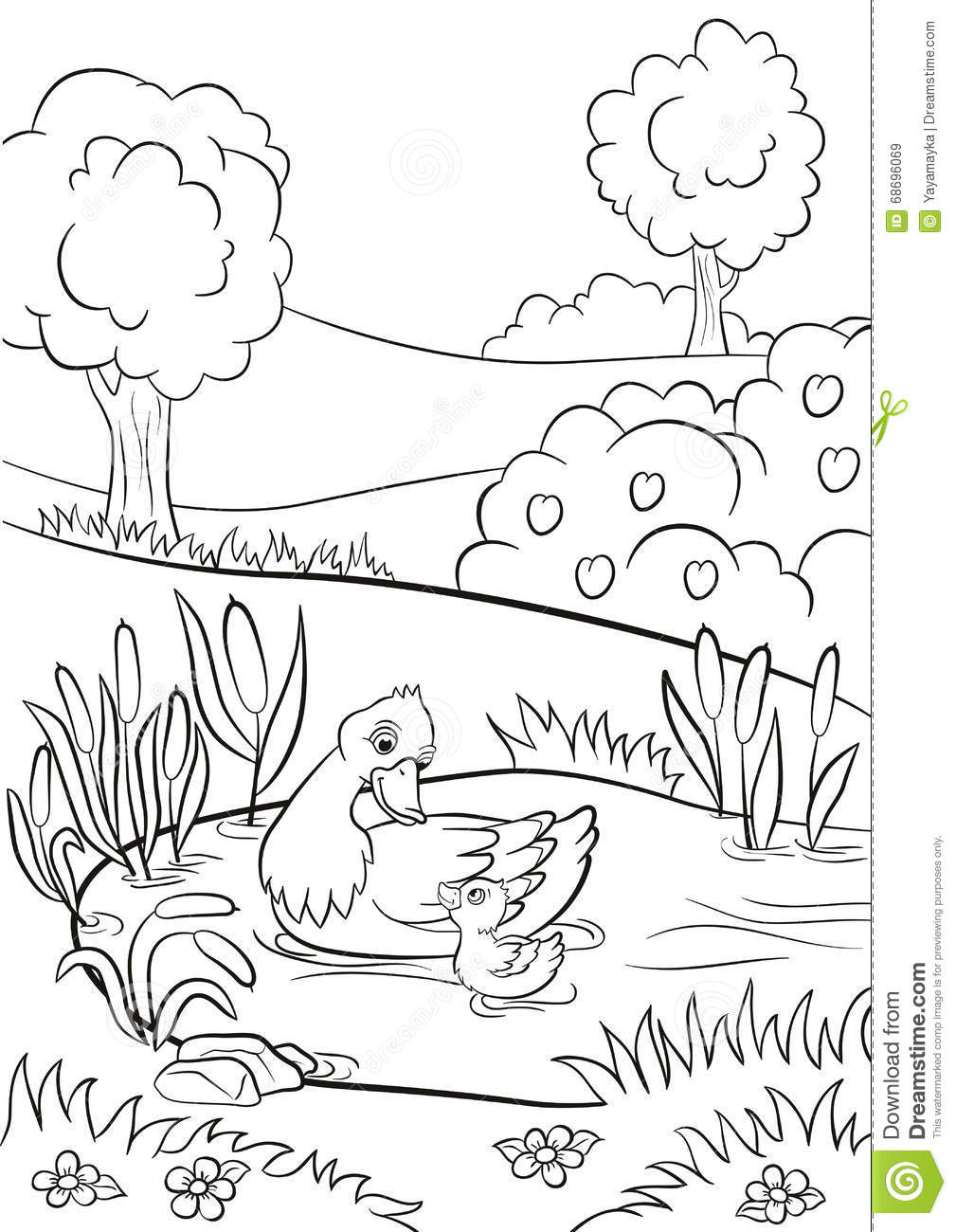coloring pages park scene coloring pages park scene royalty free