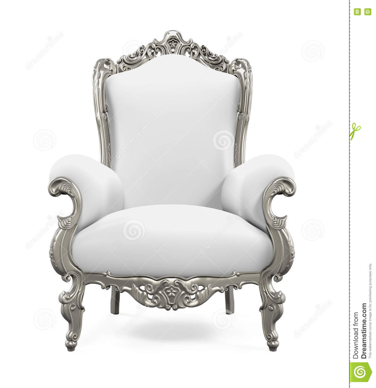 throne chair cover back massagers for chairs king stock illustration of emperor 75616984