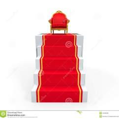 How To Make A Queen Throne Chair Black Papasan King Stock Photography Image 34269362