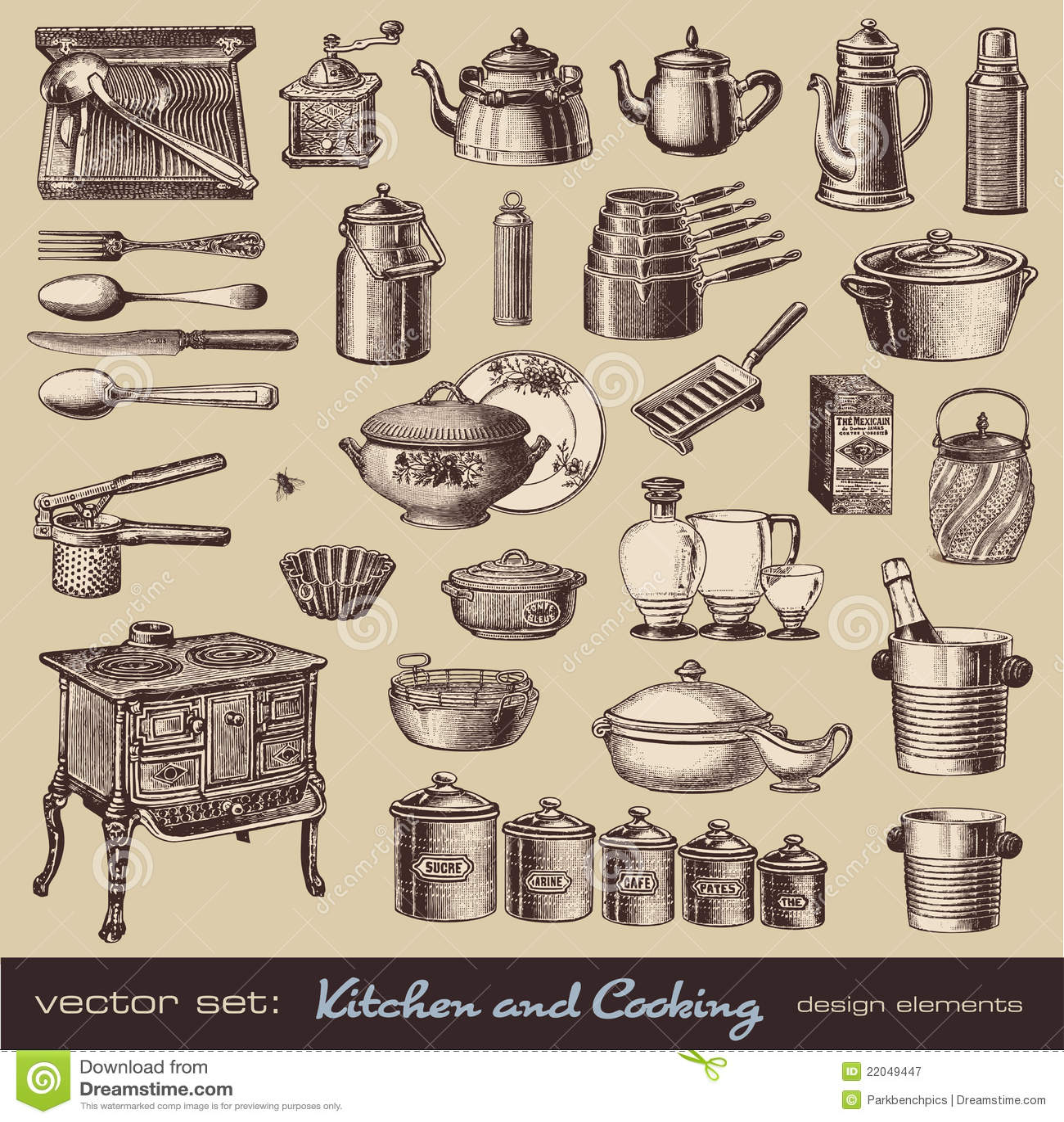 Cooking Knife Set