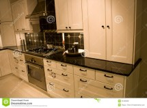 Kitchen Furniture Store Royalty Free Stock