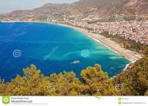Alanya Kleopatra Beach Turkey