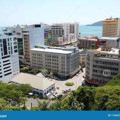 Office Chair Kota Kinabalu Fold Up Sabah Malaysia May 1 2018 Tourism