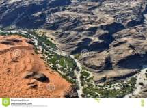 Canyon Aerial View