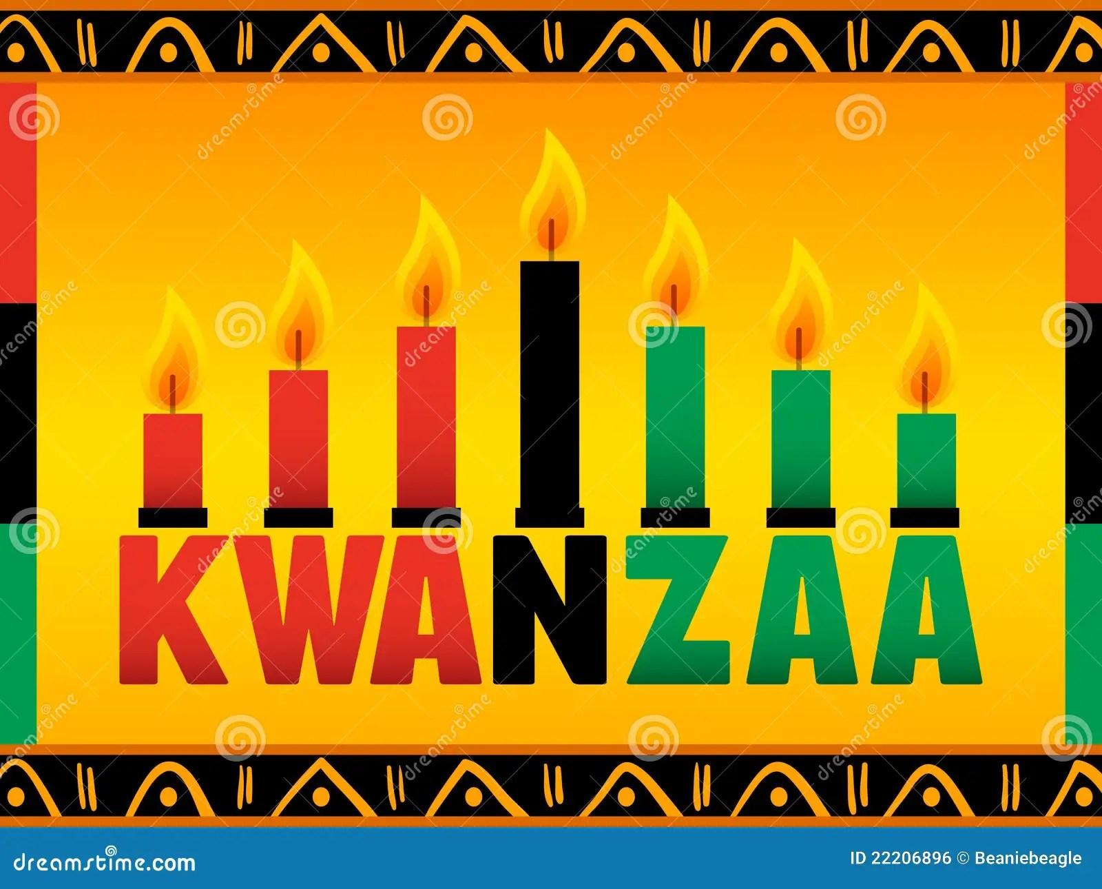 Kwanzaa Stock Vector Image Of Holiday Seasonal Kwanzaa
