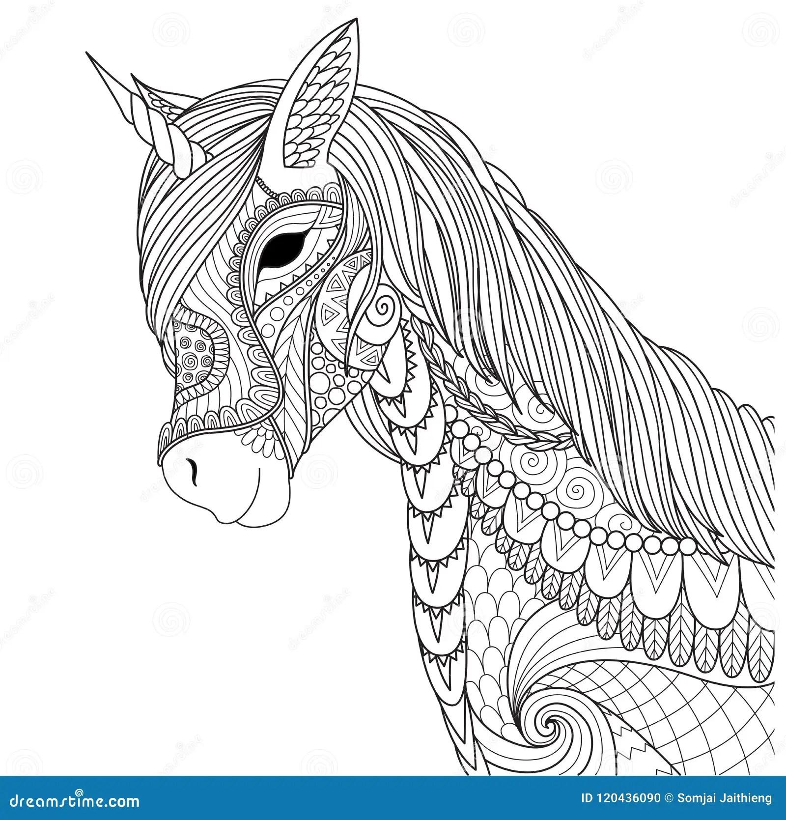 Disegni Da Colorare Degli Unicorni Con Arcobaleno T