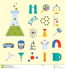 Lab Vector Chemical Test Medical Laboratory Scientific