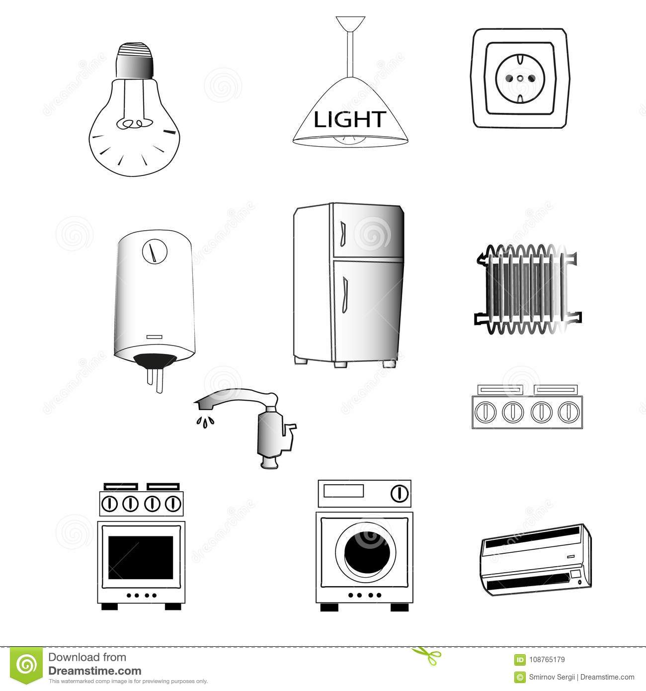 typical home electrical wiring diagram 2003 dodge ram 3500 trailer house in alarm system imageresizertool com