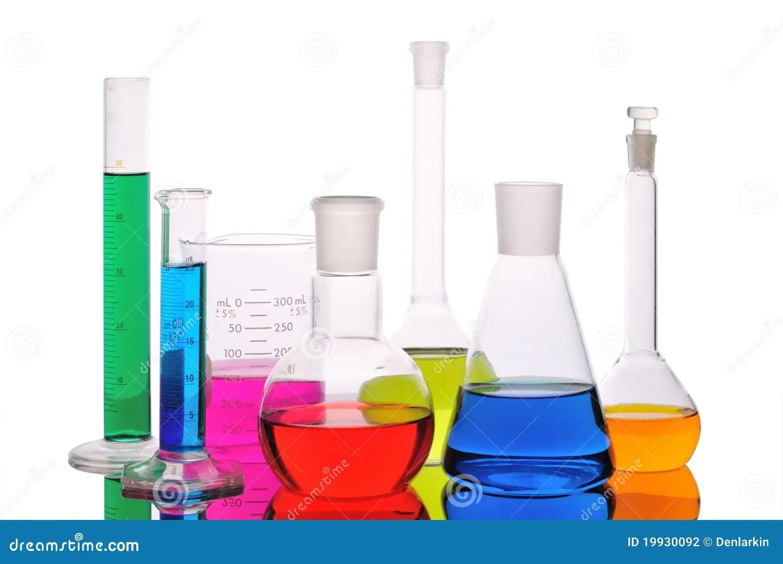 Laboratory Glass Stock Photo Image Of Flask Biology