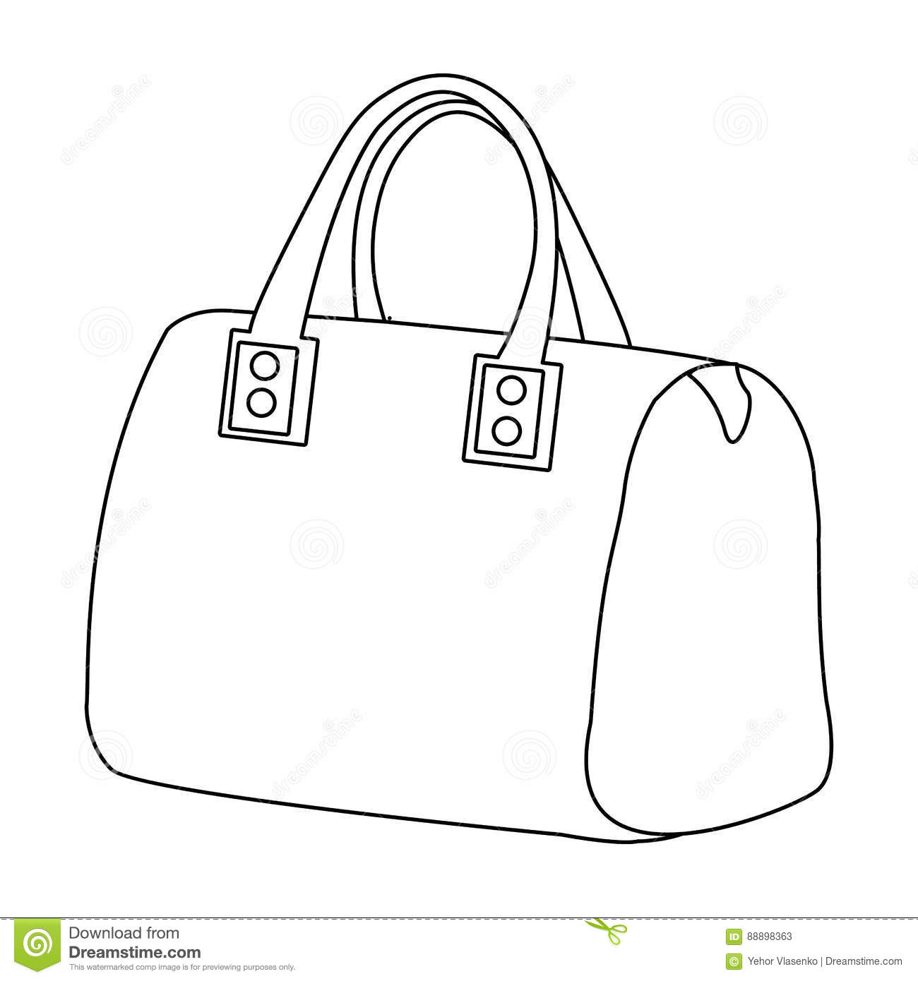 Lady S Bag With Handles La S Accessory Items Woman