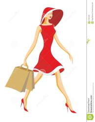 Elegant Lady Shopping Bags Stock Illustrations 876 Elegant Lady Shopping Bags Stock Illustrations Vectors & Clipart Dreamstime