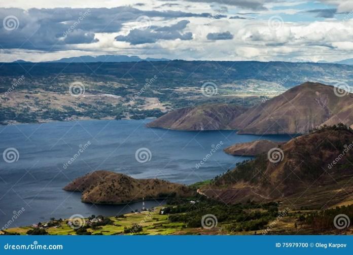 Indonesia Supervolcano