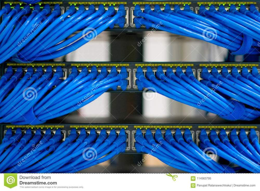 medium resolution of lan cable wiring and networking in the data center