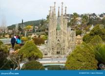 Barcelona Landmark Buildings