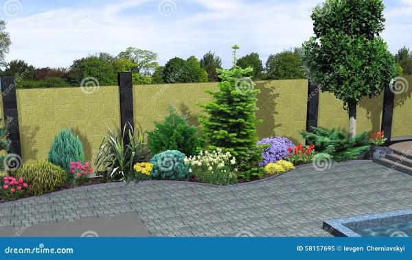 landscape design plants grouping