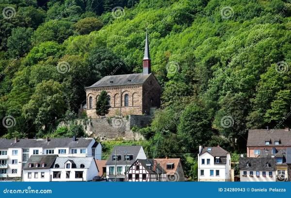 landscape in germany nordrhein-westfalen