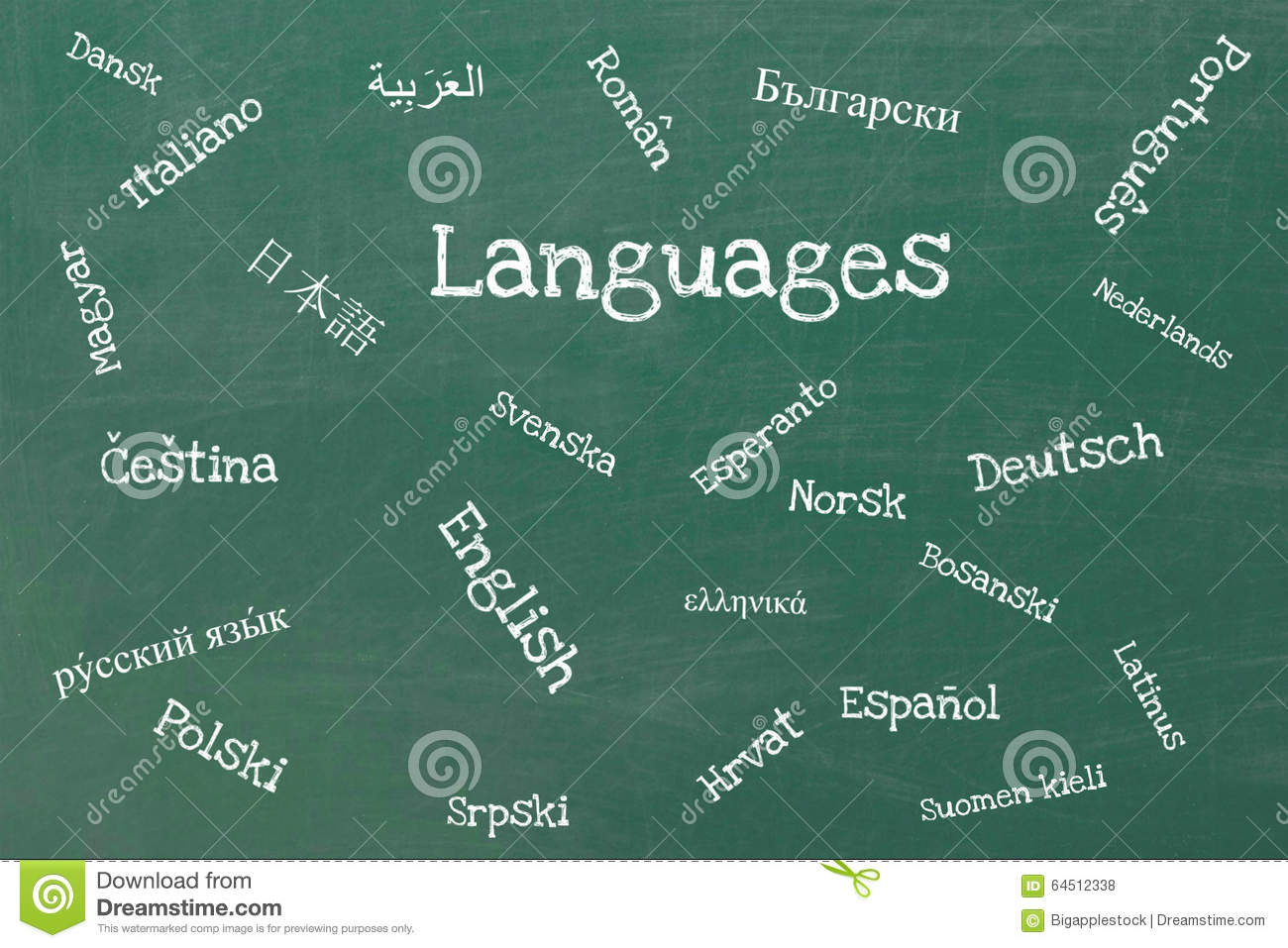 Languages Cartoons Illustrations & Vector Stock Images