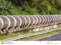 Large Concrete Drain Pipe Section Stock Photos - Image ...