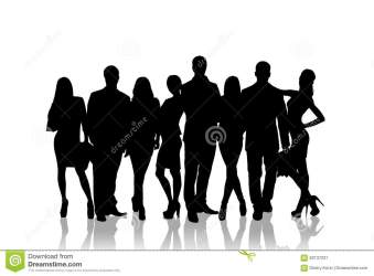 Group People Silhouette Stock Illustrations 86 774 Group People Silhouette Stock Illustrations Vectors & Clipart Dreamstime