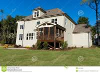 House Backyard With Patio Table. Real Estate In Federal ...