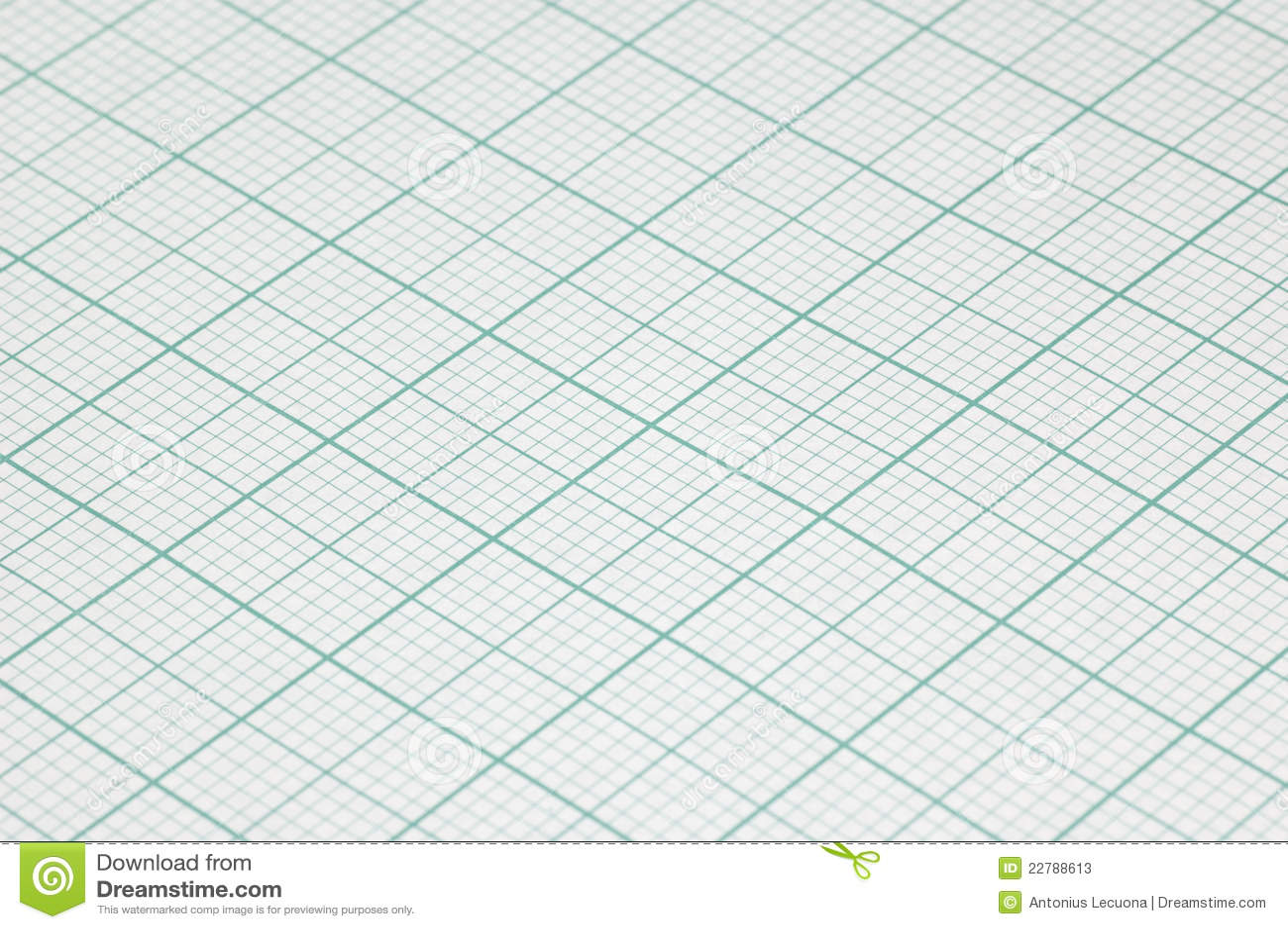 Large Sheet Graph Paper Stock Photos