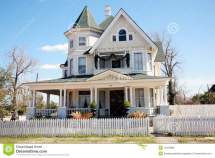 Large Victorian Style Home