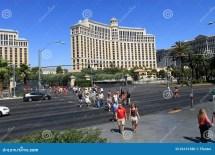 Las Vegas Street Scene Editorial - 26131580