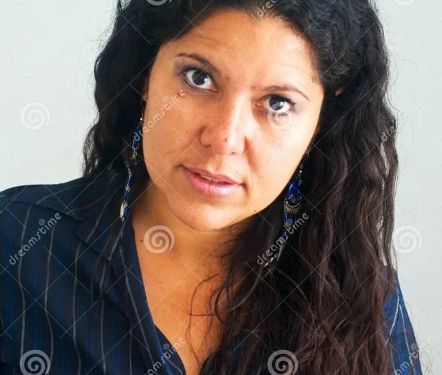 Latina Woman Portrait