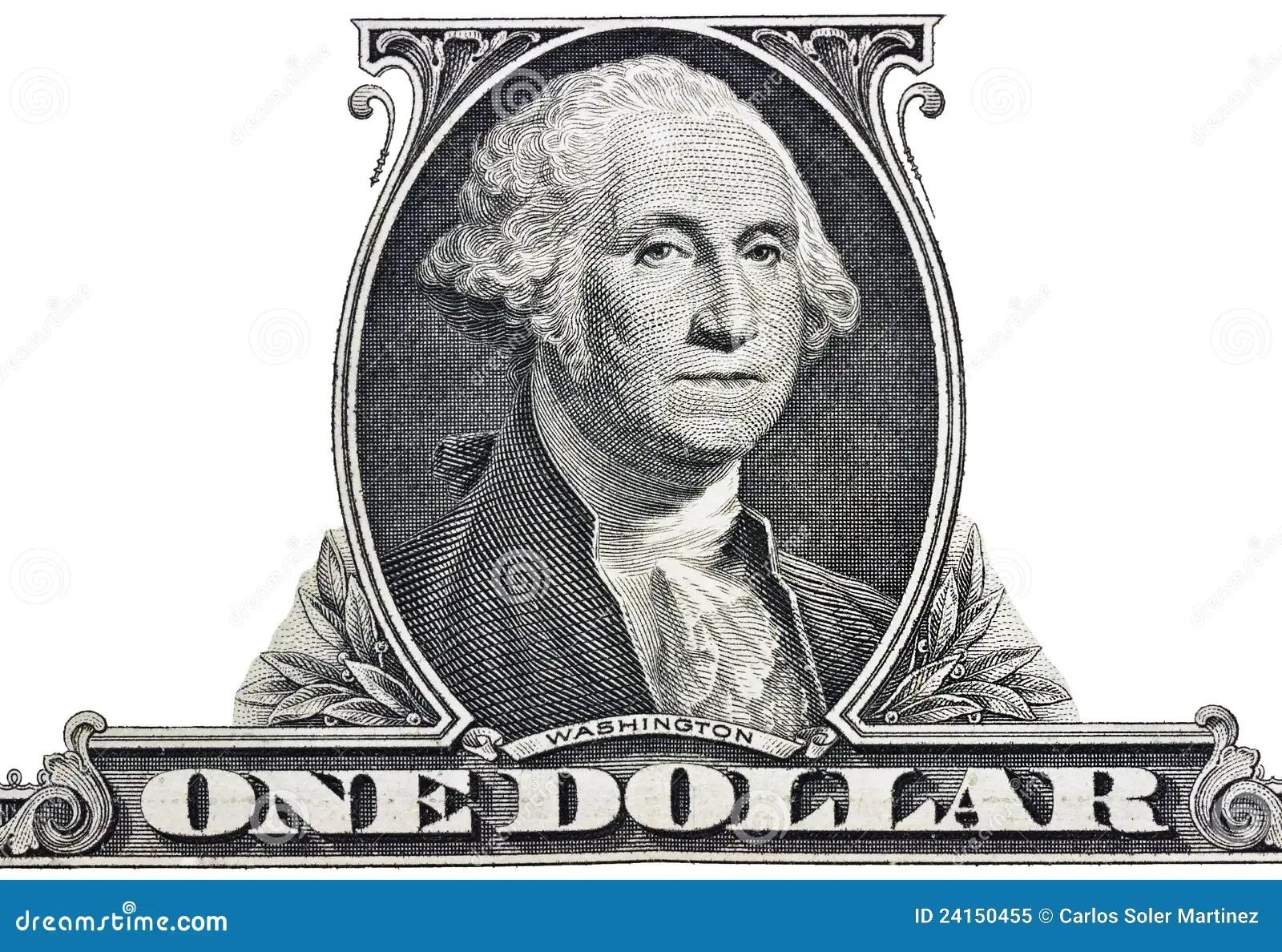 Le President George Washington Photo Libre De Droits