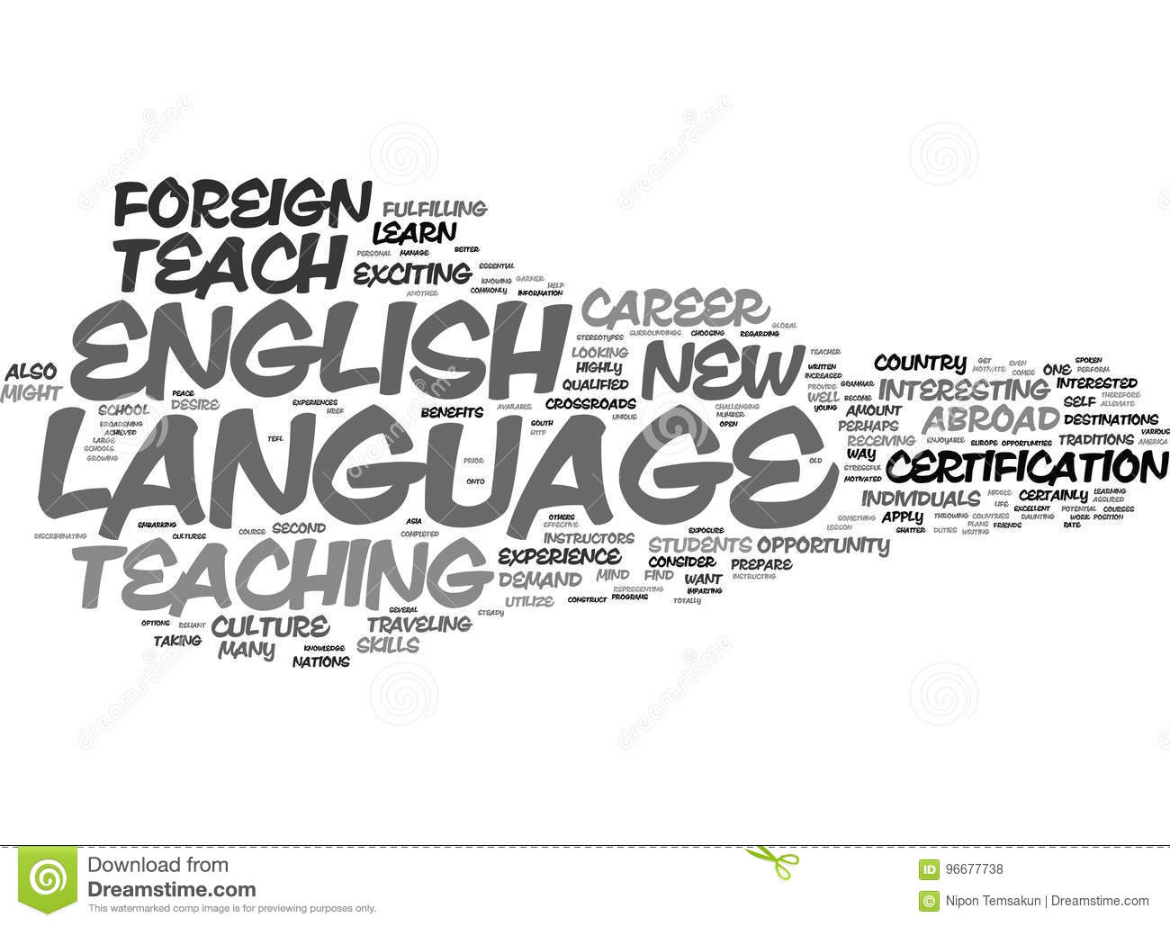 Learn To Teach English As A Foreign Language Text