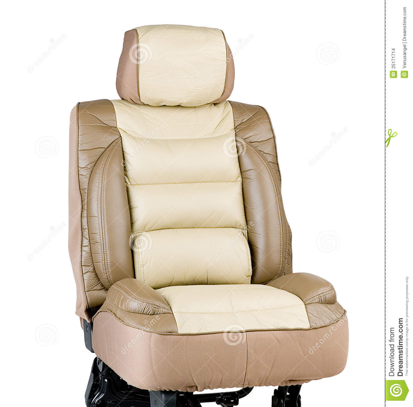 cover chair seat car crayola table and chairs leather stock photo image of frontal