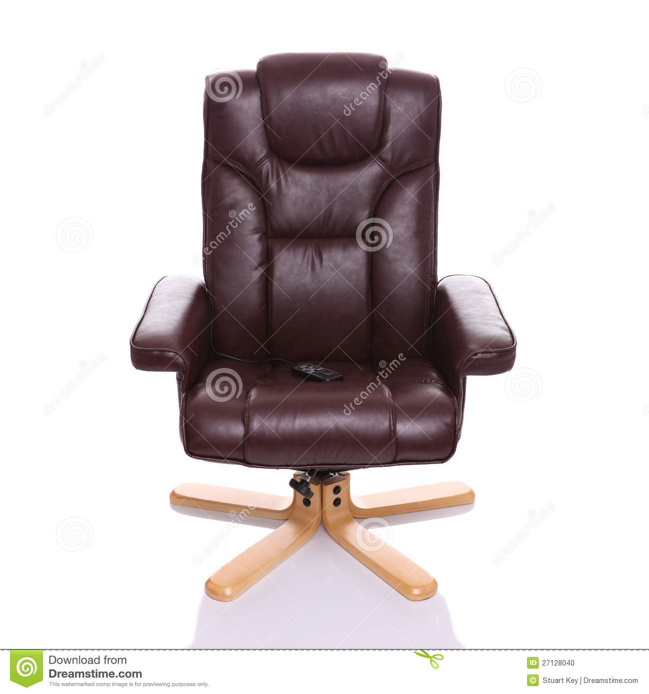 heated chair cover for recliner pool deck lounge chairs leather stock photo image 27128040