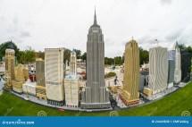 Legoland Florida Miniland Usa - York Skyline Editorial