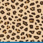 Jaguar Leopard Print Vector Seamless Pattern Realistic Animal Skin Background Stock Vector Illustration Of Leather Drawn 155819004