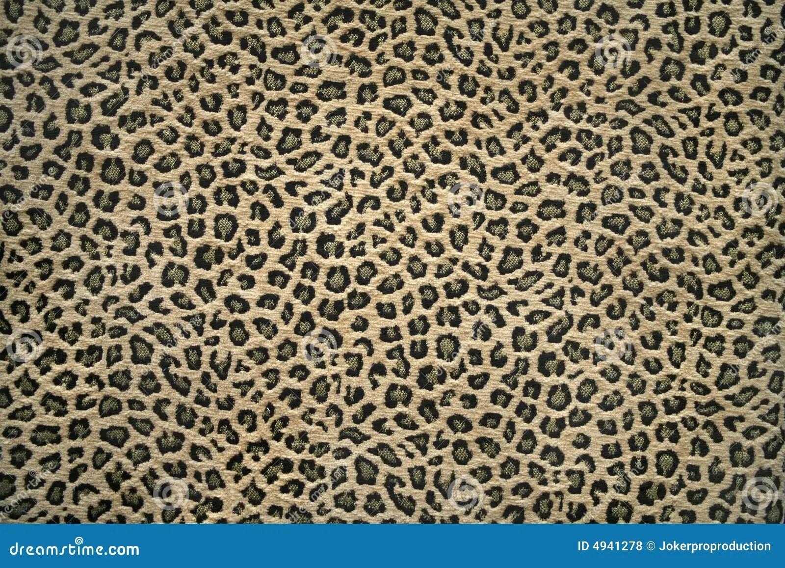 Leopard skin pattern stock illustration Illustration of
