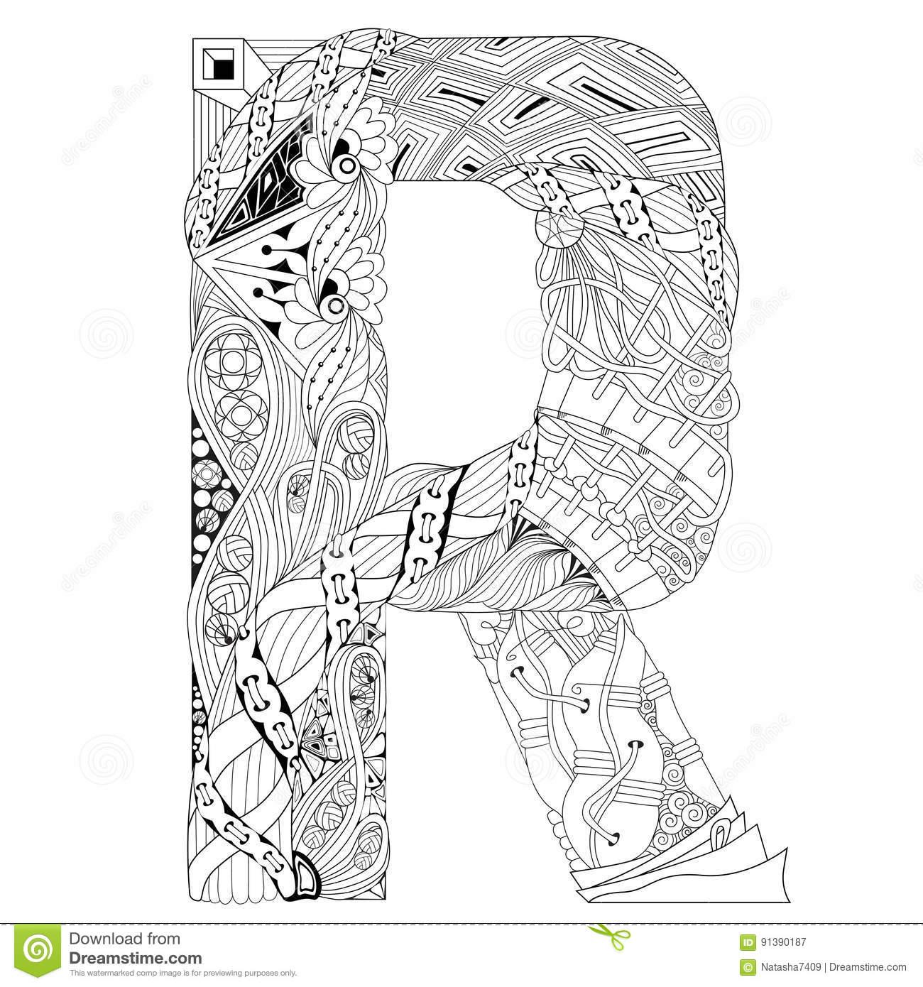 Letter C Coloring Pages Asl Sign Language Sheets Page