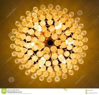 Crystal Chandelier Balls Stock Photo | CartoonDealer.com ...