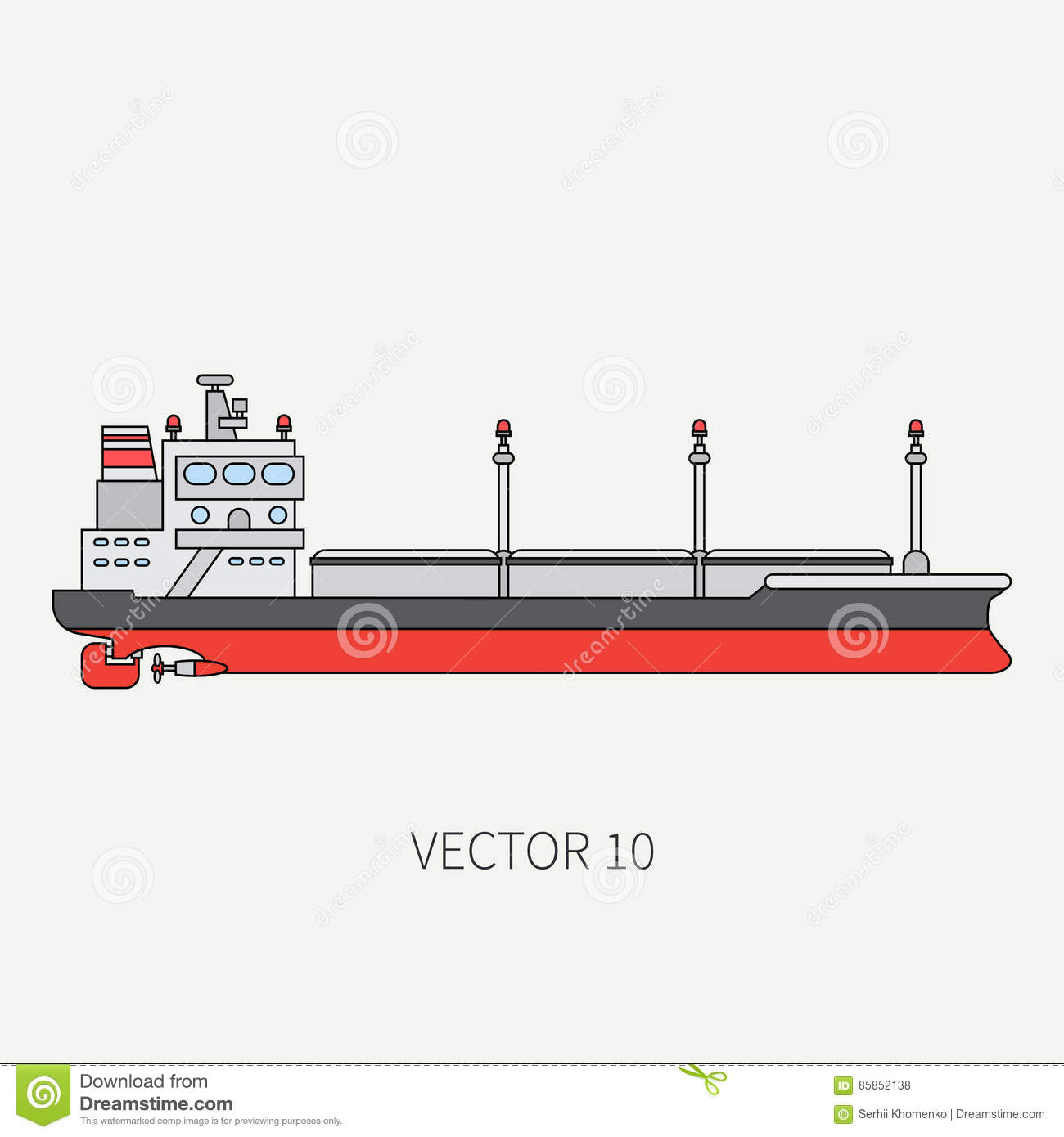 hight resolution of line flat vector color icon container cargo ship merchant fleet electric boiler wiring diagram ocean barges diagram