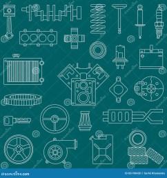 cartoon engine diagram [ 1300 x 1390 Pixel ]