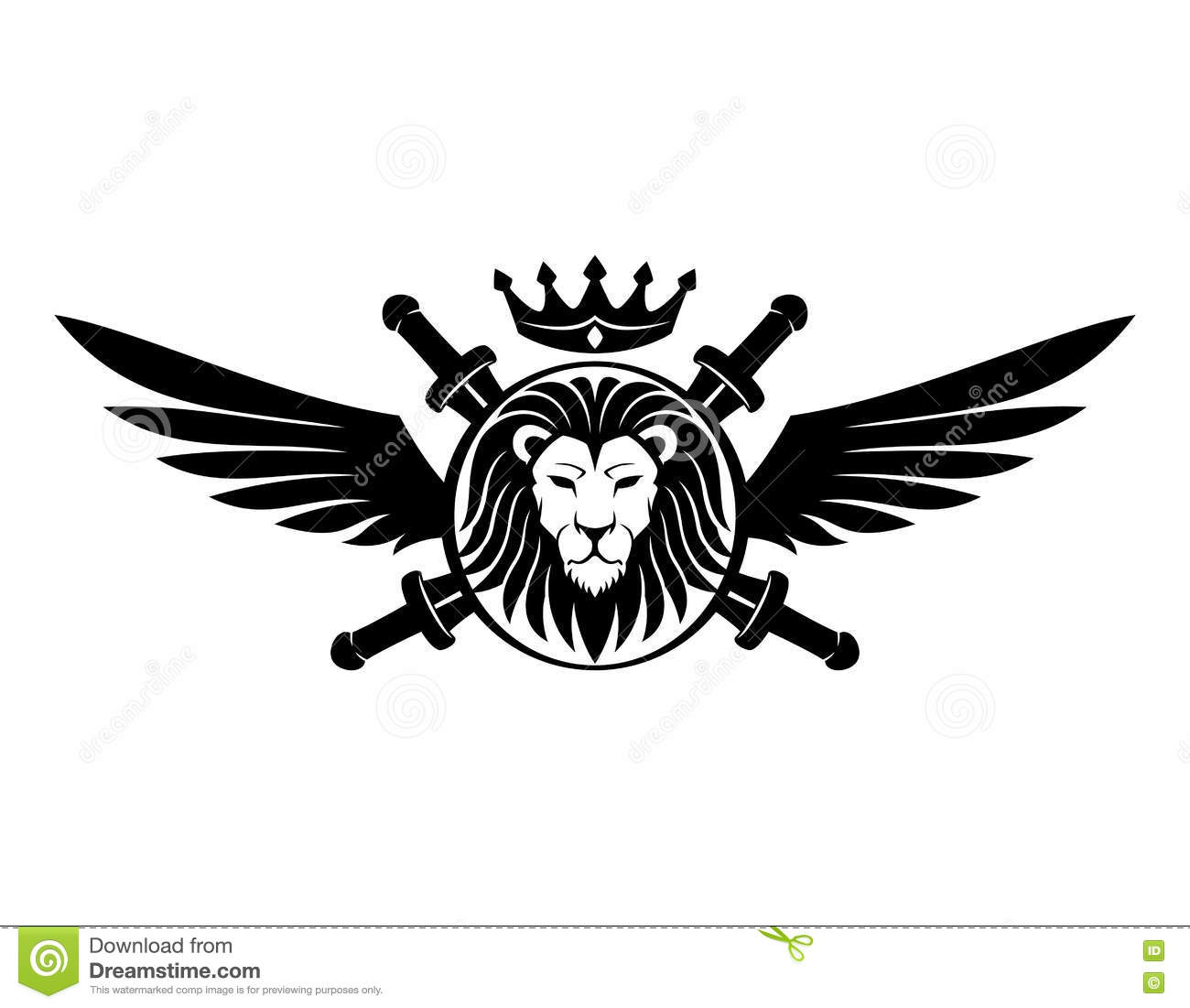 Lion Coat Of Arms