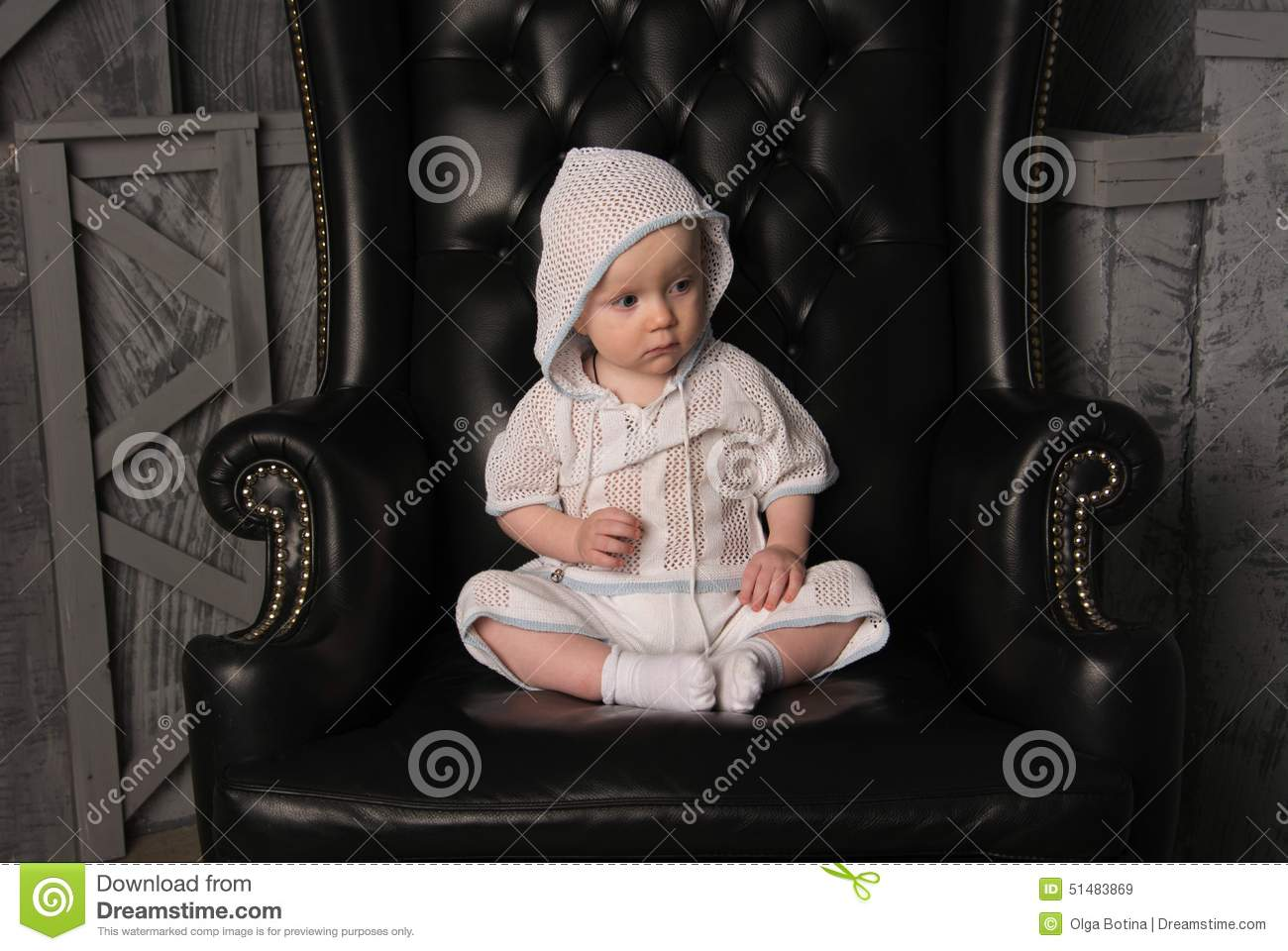 little boy chairs white wood rocking chair canada in stock photo image 51483869